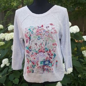 Anthropologie - Postage stamp | Sweatshirt